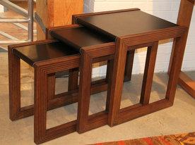 Platinum Decor_Trio Golias Nesting Tables_Spring 2013